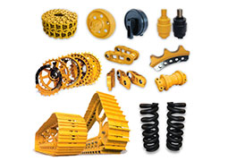 Earth mover spares